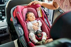 Your child's age, weight & height determine the right seat for their safety. All You Need To Know About Moving Up From Your Baby Car Seat Maxi Cosi