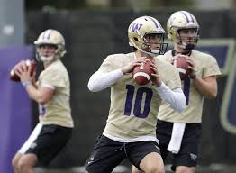 Observations From The Washington Huskies First Practice Of