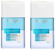 l oreal de gentle eye makeup remover 125ml
