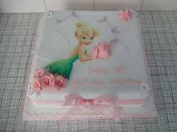 7 Tinkerbell Birthday Sheet Cakes Photo Tinkerbell Birthday Sheet
