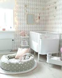 baby room wall ideas bedroom cot decoration girl decor nursery