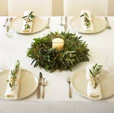 wreath w/ candle (should be taller) as centerpiece | Holidays ...