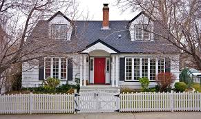 red front door white house. Exterior Entryway Ideas Traditional With Front Door. Shutter Colors For White House Red Door