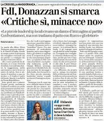 Elena Donazzan - Un partito come Fratelli d'Italia, in...