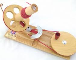 ball winder. strauch jumbo ball winder, large table top wooden winder