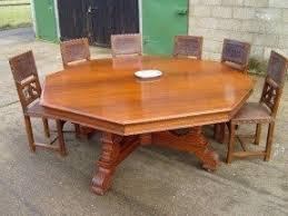 round dining table for 8. round dining table for 10 8 people - foter