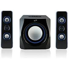 speakers with subwoofer. ilive portable wireless speaker system with built-in subwoofer, 7.28 x 8.86 speakers subwoofer a