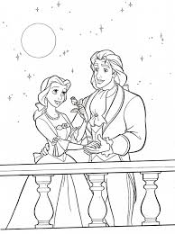 Download Coloring Pages: Belle Coloring Page Disney Belle Coloring ...