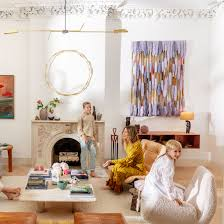 Inside Fashion Designer Ulla Johnsons Bohemian Brownstone