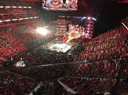Little Caesars Arena Seating Chart Wwe Photos At Little Caesars Arena