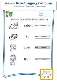 Writing Name Worksheets For Preschoolers Worksheets for all ...