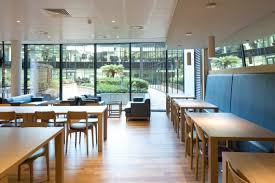 office cafeteria design. Financial Services Company Café Office Cafeteria Design E
