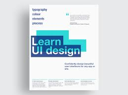 Learn Ui Design Course Learn Ui Design Print By Rich On Dribbble