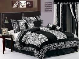 image of leopard print bedding decors