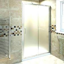 clean shower glass how to clean shower doors cleaning shower glass door frosted sliding now doors