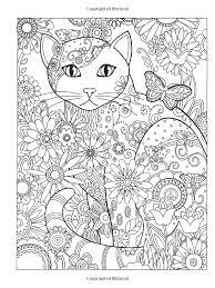 Dover Publications Creative Haven Creative Cats Coloring Book