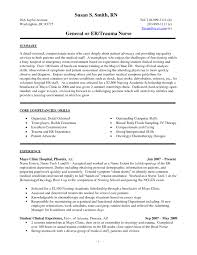 Physician Assistant Resume Templates Amusing New Grad Nurse Skills Resume In Physician Assistant Resume 5