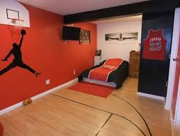 Basketball Themed Bedroom Ideas 2