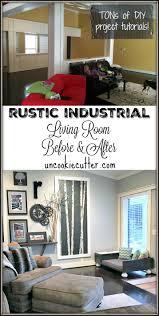 Rustic Industrial DecorIndustrial Rustic Living Room