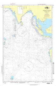 Nga Nautical Chart 73 Indian Ocean Eastern Part