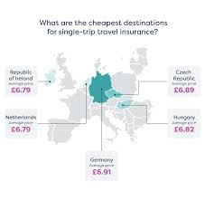 How much does travel insurance cost? Compare Single Trip Travel Insurance Moneysupermarket