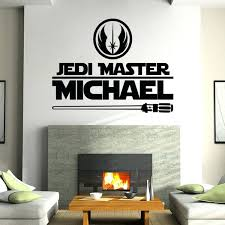 star wars wall murals star wars wall decals master decals art murals sticker kids boys teens