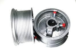details about garage door cable drums for up to 12 high door 400 12 pair