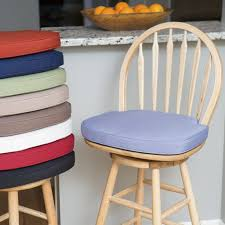 dining room deauville 17 x 25 in windsor bar stool seat cushion hayneedle throughout with designs