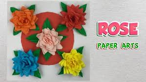 Paper Origami Flower Making Origami Tutorials How To Make Origami Step By Step
