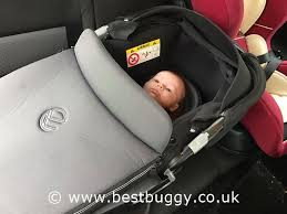 in 2016 we published a piece called why babies should travel laid flat in a car seat infant carrier which highlighted the dangers of having a young baby