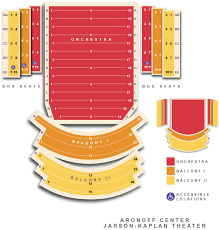 Taft Theater Seating Chart Seating Charts Cincinnati Arts