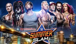the 29th ual wwe summerslam will be held on 21st august 2016 at barclays center