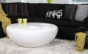 most recently released white circle coffee tables inside table white round coffee table modern craftsman