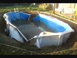 swimming pool installation fail