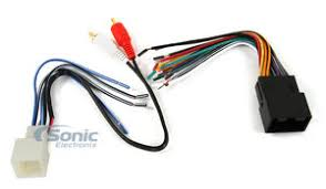 metra 70 5519 (met 705519) car stereo wiring harness for select 1997 ford mustang radio wiring harness at Mustang Audio Wiring Harness