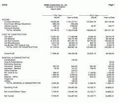 12 Income Statement Vs Balance Sheet Financial Statement Form