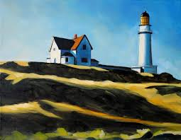 edward hopper lighthouse hill