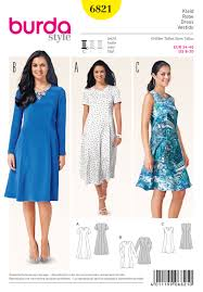 Burda Patterns Custom Ideas