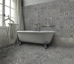 patterned bathroom floor tiles remarkable fine patterned bathroom floor tiles delft grey wall and floor tile