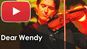 Dear Wendy - The Maestro &The European Pop Orchestra(Live Violin Music  Performance Production Video) - YouTube