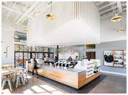 Espresso and pour over coffee is served alongside cakes, pastries, muesli and more. Dallas 12 Best Coffee Shops