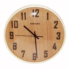 large office wall clocks. Large 12 Inch Wooden Retro Wall Clocks Silent Non Ticking Quartz Watch For Bedroom Living Room Office W