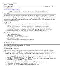 Gallery Of Outside Sales Resume Template Resume Builder