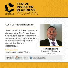 BongoHive - As part of the Thrive Investor Readiness... | Facebook