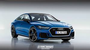 2019 Audi RS7 Sportback Render Is A Sign Of Things To Come