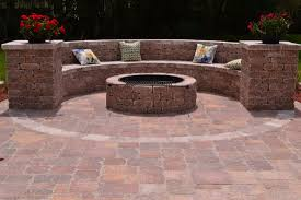 Retaining Wall Seating Retaining Walls Decopavers Tampa Bays Custom Brick Paver Company