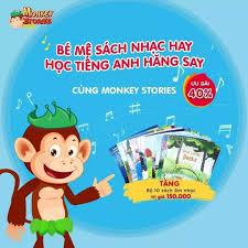 Tiếng anh cho bé monkey junior - Home