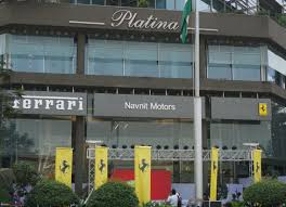 ferrari inaugurates mumbai dealership with navnit motors 2 jpg