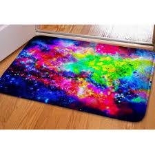 fashion area rugs new hugsidea fashion space stars galaxy carpet funny flannel area rugs