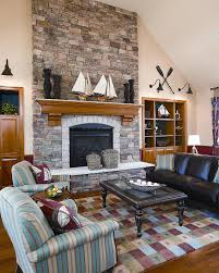 decorating fireplace mantels and hearths